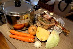 IMG_8990 Gelatin, Pot Roast, Ethnic Recipes, Food, Collagen, Carne Asada, Jello, Roast Beef, Meals