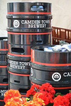 Camden Town Brewery - love the pilsner! Camden Brewery, Camden Town, North London, Best Cities, How Beautiful, Coffee Cans, Art, Art Background, Kunst
