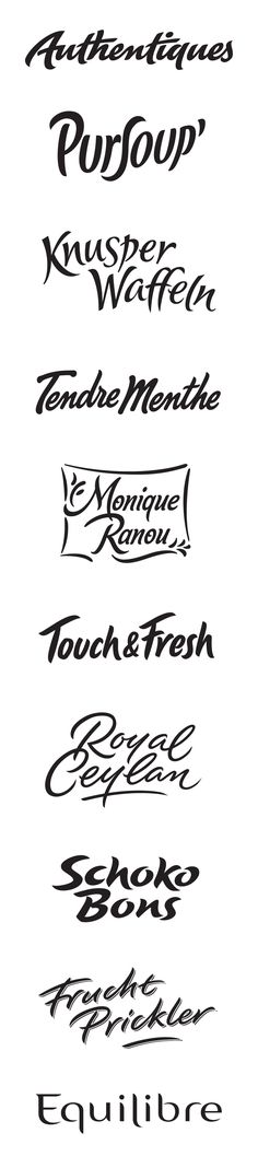 Commercial Logotypes 2