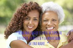 Siempre es bueno demostrar el #amor a #mamá