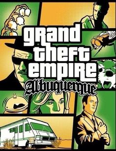 breaking bad GTA 2