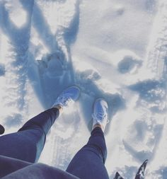 Vanz and snow don't really go together