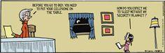 Grand Avenue Comic Strip, November 11, 2015     on GoComics.com
