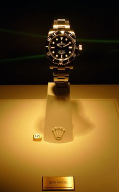 New Rolex Submariner No Date - 114060 - Basel 2012