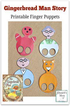 gingerbread-man-finger-puppets-pinterest