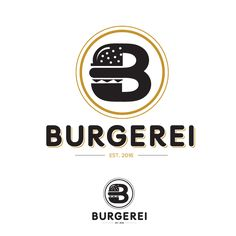 Burger Logo by thepractice