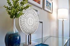 Modern condo design. Design collaborators: Reyes & Co. Design Studio and Samantha Concepcion Designs Reyes, Contemporary Interior, Condo, Interiors, Lighting, Projects, Home Decor, Shells, Log Projects