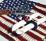 Old Glory Placemats:  : Wayback Machine - ProvoCraft Pattern