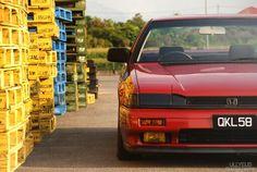 Honda Prelude, Honda Motors, Japan Cars, Motor Company, Old Cars, Jdm, Vintage Cars, Automobile, Wheels