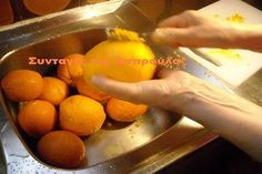 Συνταγές της Ασπρούλας: Γλυκό του κουταλιού πορτοκάλι