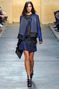 Fall 2012 RTW Proenza Schouler #fashionafternoon #noonerinspiration