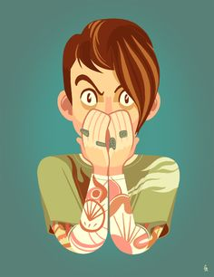 "Gallery 1988: Glen Brogan ""Stefon"" 