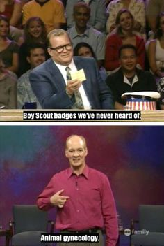 "And if Colin got his final merit badge: | 28 Reasons You Should Be Excited That ""Whose Line Is It Anyway?"" Is Coming Back"