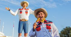 The Daytripper with Chet Garner Gets Corny at the State Fair of Texas