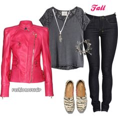 """Fall Outfit #5"""