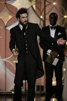 Alex Ebert's score for the box-office flop 'All Is Lost' won as Best Original Score, beating Steven Price's score for the blockbuster 'Gravity.' Price's score went on to win the Oscar. Ebert's score wasn't even nominated for an Oscar.