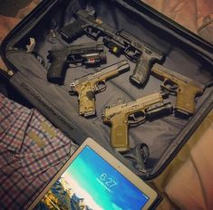 "1,406 Likes, 2 Comments - Uniqueweapons (@uniqueweapons) on Instagram: ""need them all via @secondamendmentwarrior • • • • • #firearms #gunporn #gunsdaily #2ndamendment…"""