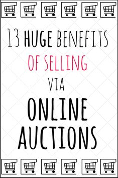 Great ways to get more buyers!
