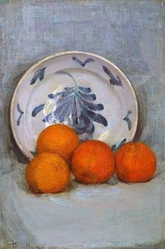 A Still Life Collection: Piet Mondrian (1872-1944)