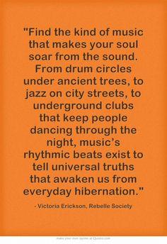 Find music.