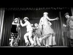 Most of the dances were invented in the 1920's. The Charleston was one of the first. 1920s dances featuring the Charleston, the Peabody, Turkey Trot and more