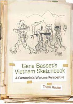 Gene Bassets Vietnam Sketchbook