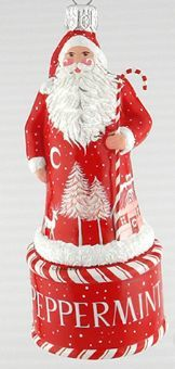 Patricia Breen, Sweet Santa, Red and White 2013
