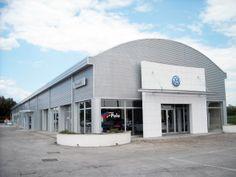 Volkswagen dealership in Codroipo (UD), Italy