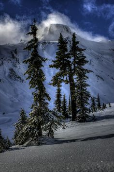 Table Mountain, Mount Baker-Snoqualmie National Forest, Washington