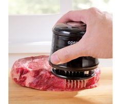 Shop CHEFS Essentials Meat Tenderizer, 56 blade at CHEFS.