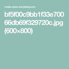 bf5f00c9bb1f33e70066db69f329720c.jpg (600×800)