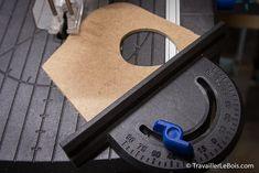 La scie à chantourner Dremel Moto-Saw | TravaillerLeBois.com Accessoires Dremel, Dremel Saw, Bricolage