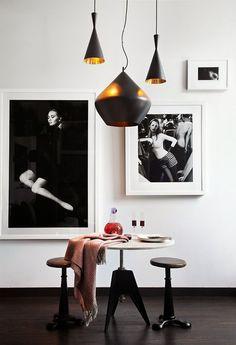 Jurnal de design interior - Amenajări interioare : Amenajare eclectică în Toronto, Canada