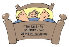 Grabovoi Codes for Flu, Cold, & Coughing.