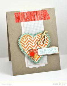 Studio Calico - Block Party card kit