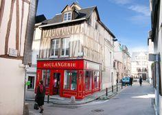 la boulangerie chambre d'hotes, Rouen B&B