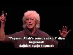 Bir Yahudi gözünden Hz.Muhammed (sav)- Lesley Hazleton talks about  Hz.Muhammed (sav) YouTube
