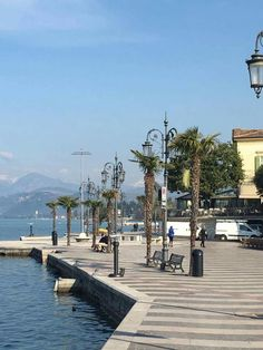 Lazise, Garda lake, Italy | To learn more about #Verona click here:            	 http://www.greatwinecapitals.com/capitals/verona