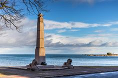 The Monument of Liberty in Hanko, Finland Burj Khalifa, Finland, Building, Photography, Travel, Art, Art Background, Photograph, Viajes