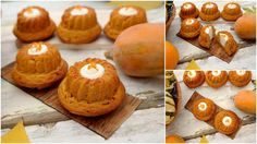 Update1 Tökös-Narancsos Mini Kuglófok Muffin, Dinner, Breakfast, Mini, Food, Dining, Morning Coffee, Food Dinners, Essen