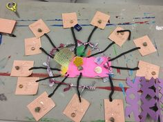 Renewal Through Creative Repurposing | ArtTherapist.ca Working with found objects, self-care and team building