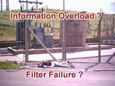 Information Overload or Filter Failure