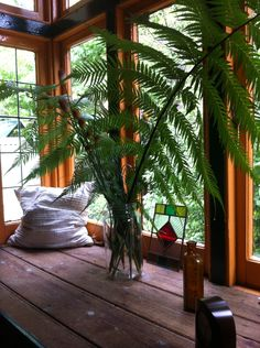 Outdoors-Indoors Mills Cottage Cottages, Indoor, Outdoors, Plants, Interior, Cabins, French Country Cottage, Cottage, Flora