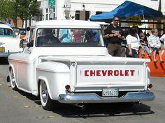1955 Chevrolet Stepide Pickup (Cusrom) '4Y55437' 2 | Flickr