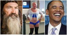 Duck Dynasty Star Tackles Transgender Bathroom Law, BO Will Flip Out.....who gives a frying flip about that idiot, let him flip out, all the way out of the White House, go back to Kenya...in a leaky ol' boat!!!