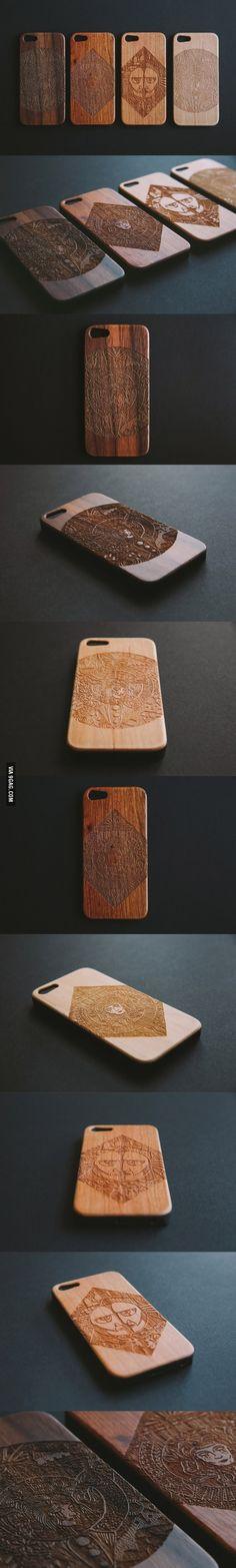 Custom engraved phone cases by SVNTY www.svnty.etsy.com