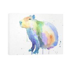 Horizontal Canvas 14x11 - Leah Blagden Art