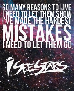 Electric Forest - I See Stars- one of my favorite quotes, and songs