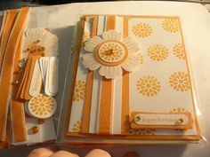 Stampin Up - Mixed Bunch