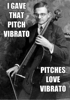 Pretty much. | 27 Cringey Yet Wonderful Jokes Only Classical Music Nerds Will Understand